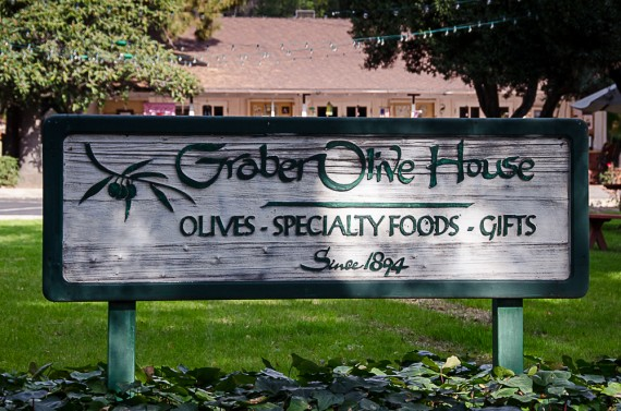 The Graber Olive House