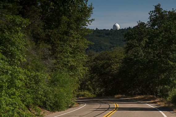 Visiting California's Palomar Observatory