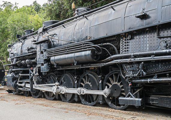Rail Giants Train Museum