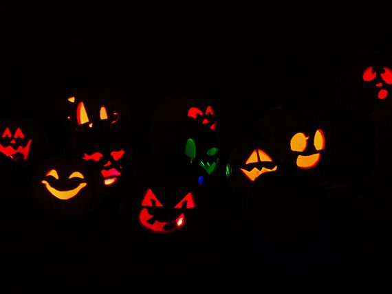 Southern California Pumpkin Carving Time!