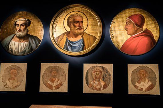 Vatican Splendors at the Reagan Library