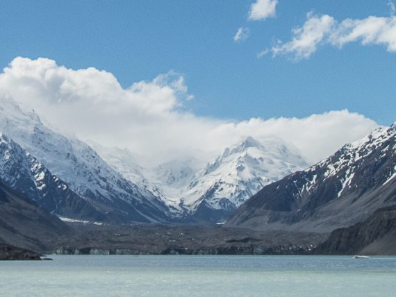 New Zealand Part 6: Mt Cook and Tasman Glacier