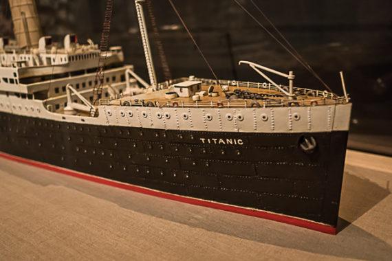 Titanic – The Reagan Library in Simi Valley CA