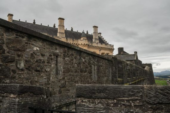 Scotland's Stirling Castle
