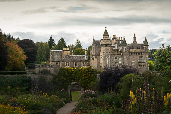 Abbotsford House-Melrose, Scotland