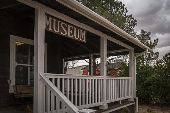 Twenty Mule Team Museum – Boron, CA
