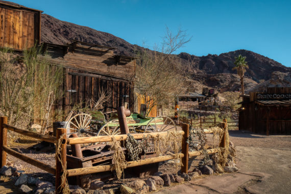 Calico Ghost Town – Yermo, CA