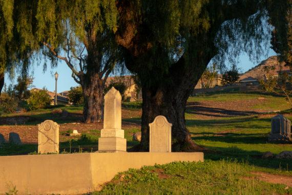 The Fairmount Cemetery – Azusa, CA
