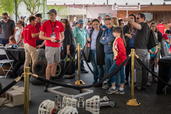 JPL Open House:  Five Reasons to Attend