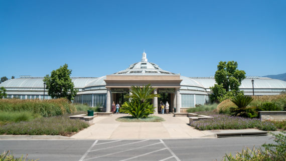 Rose Hills Foundation Conservatory – the Huntington