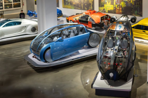 Hollywood Dream Machines at the Petersen