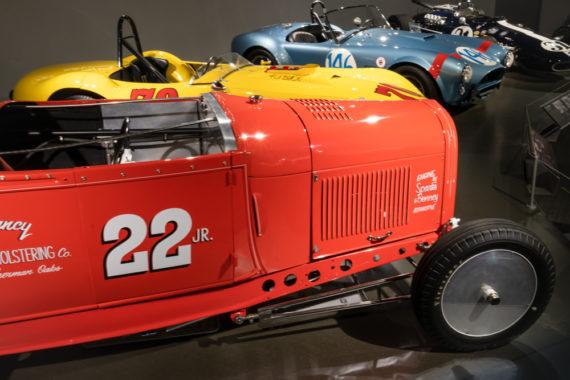 The Petersen Automotive Museum, Pt 2