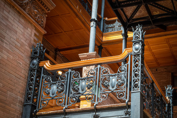 The Bradbury Building – Los Angeles