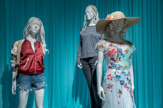 Television Costumes at the FIDM Museum