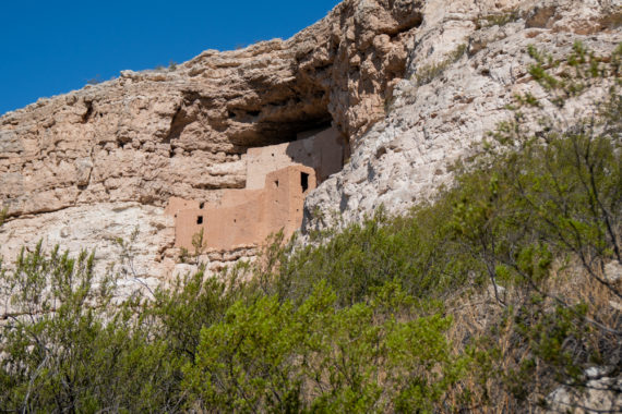Montezuma Castle and Montezuma Well – Arizona
