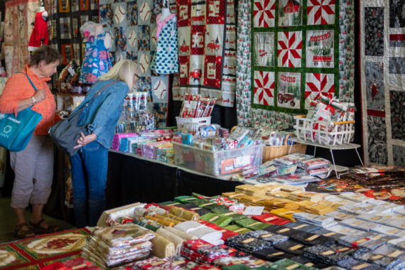 Orange County Quilt Show – Costa Mesa, CA