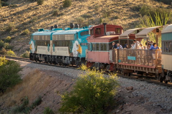 Verde Canyon Railroad Excursion