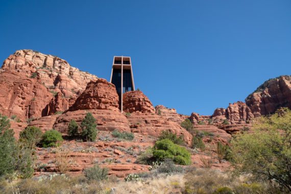 Chapel of the Holy Cross – Sedona