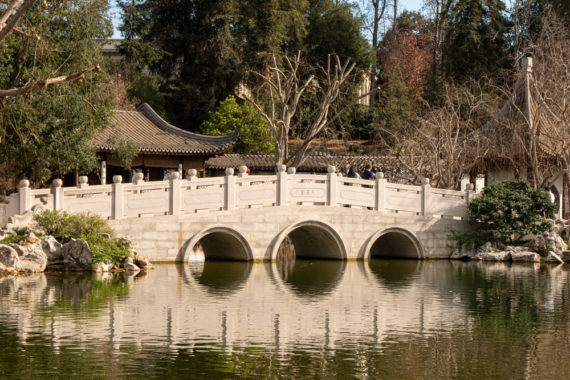 Chinese New Year at the Huntington